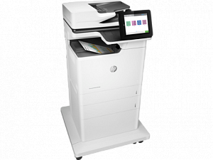 Потоковое МФУ HP Color LaserJet Enterprise MFP M681f